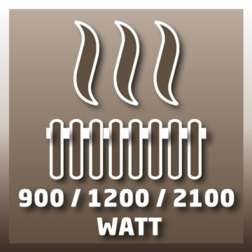 Einhell Elektro Heizstrahler NHH 2100 - 7