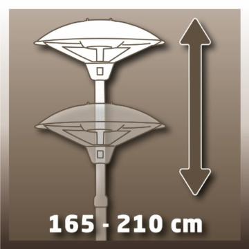 Einhell Elektro Heizstrahler NHH 2100 - 8