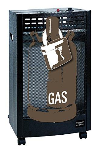 Einhell Blueflame Gasheizer Gasofen 4