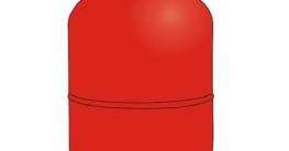 Gasflasche 5 und 11 kg