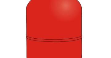 Gasflasche Gasheizer Terrassenheizer