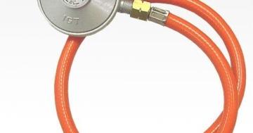 Druckminderer 50mbar für Gasheizer