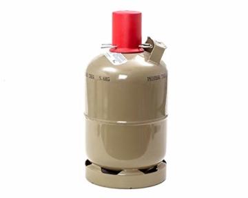 5kg Propangasflasche -